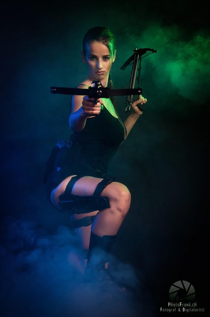 Tomb Raider-Shooting