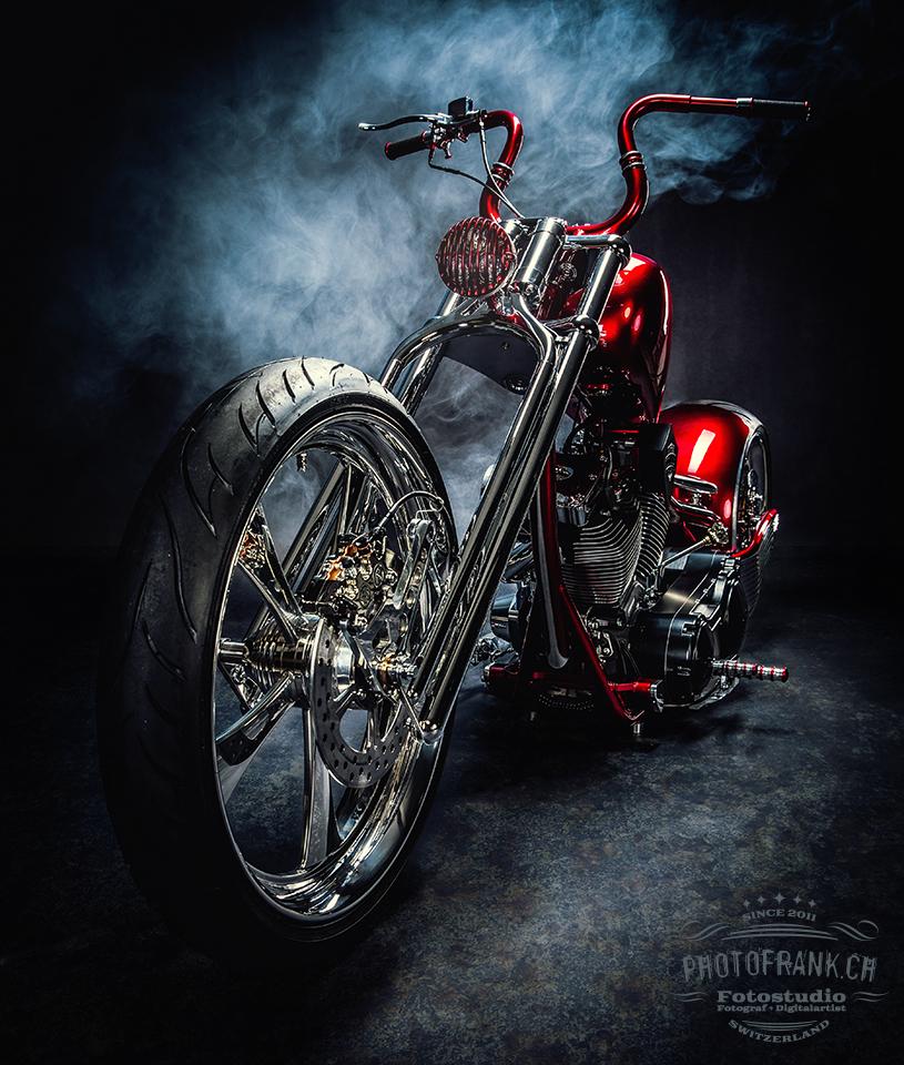 Motorrad von Midland Chopper