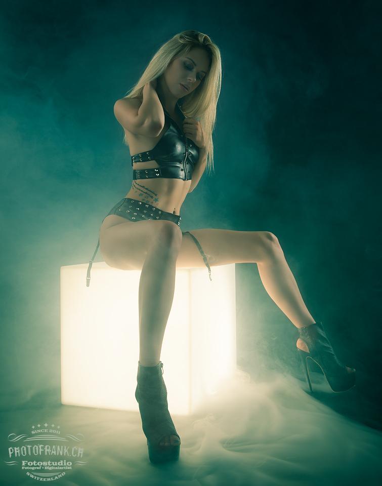 Lightcube-Shooting